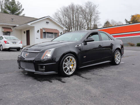 2012 Cadillac CTS-V for sale at Terrys Auto Sales in Somerset PA