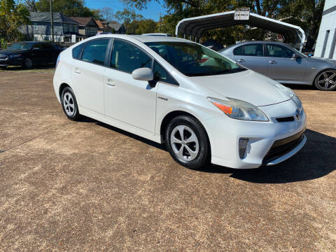 2012 Toyota Prius for sale at The Auto Lot and Cycle in Nashville TN
