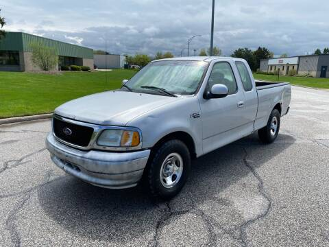 2003 Ford F-150 for sale at JE Autoworks LLC in Willoughby OH