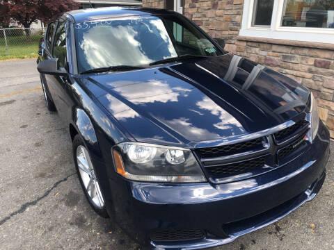 2014 Dodge Avenger for sale at Matt-N-Az Auto Sales in Allentown PA