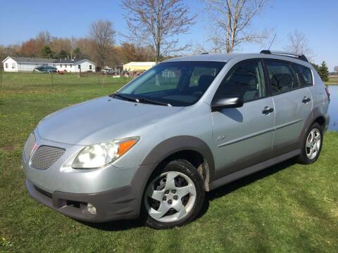 2006 Pontiac Vibe for sale at K2 Autos in Holland MI
