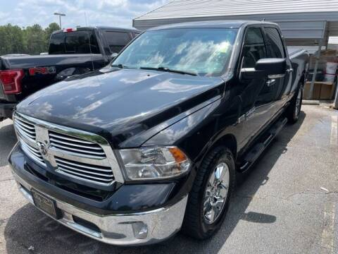 2018 RAM Ram Pickup 1500 for sale at BILLY HOWELL FORD LINCOLN in Cumming GA