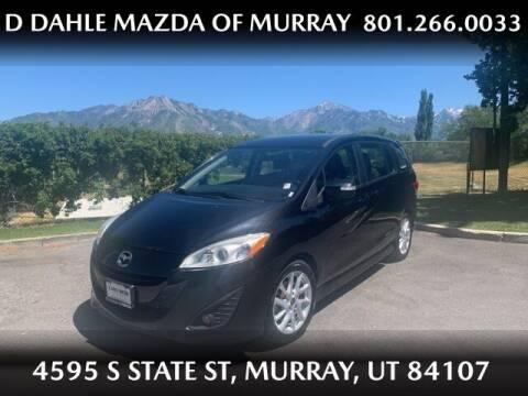 2015 Mazda MAZDA5 for sale at D DAHLE MAZDA OF MURRAY in Salt Lake City UT