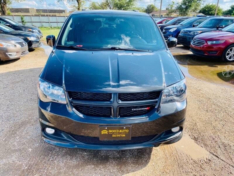 2018 Dodge Grand Caravan for sale at Good Auto Company LLC in Lubbock TX