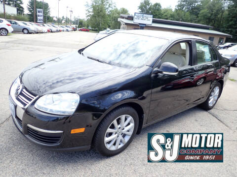 2010 Volkswagen Jetta for sale at S & J Motor Co Inc. in Merrimack NH