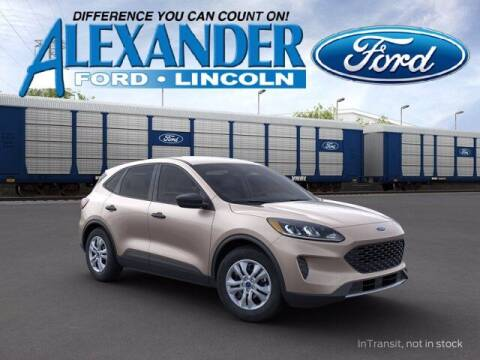 2021 Ford Escape for sale at Bill Alexander Ford Lincoln in Yuma AZ