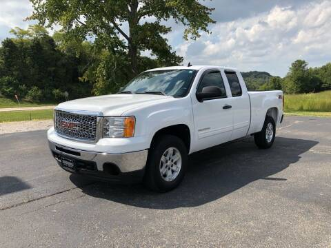 2010 GMC Sierra 1500 for sale at Browns Sales & Service in Hawesville KY