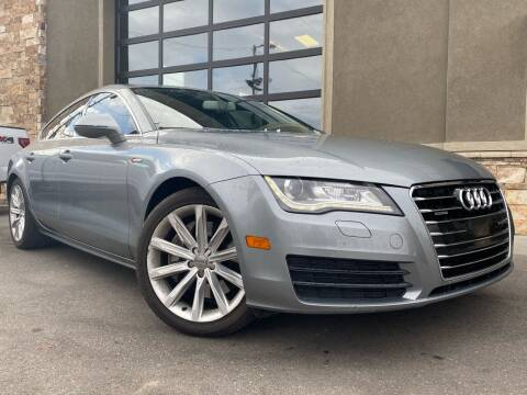 2012 Audi A7 for sale at Unlimited Auto Sales in Salt Lake City UT