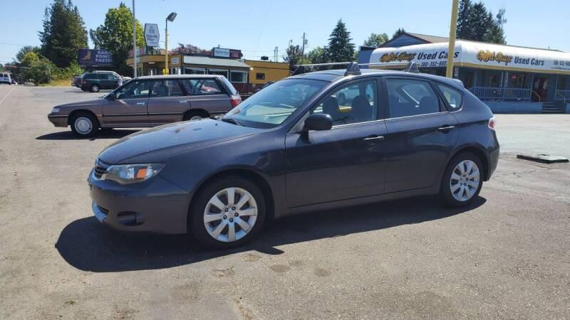 2008 Subaru Impreza for sale at Good Guys Used Cars Llc in East Olympia WA