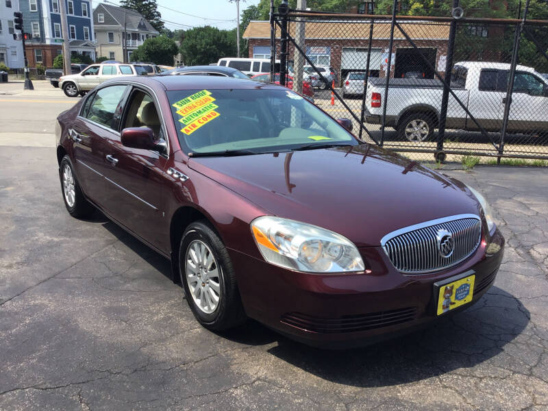 2006 Buick Lucerne for sale at Adams Street Motor Company LLC in Boston MA