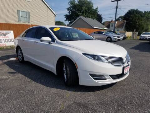 2015 Lincoln MKZ Hybrid for sale at Absolute Motors in Hammond IN