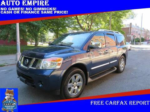 2010 Nissan Armada for sale at Auto Empire in Brooklyn NY