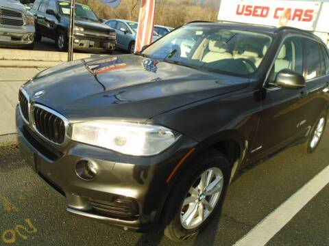 2015 BMW X5 for sale at Island Auto Buyers in West Babylon NY