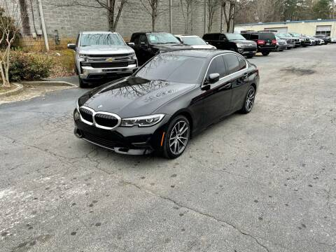 2020 BMW 3 Series for sale at Five Brothers Auto Sales in Roswell GA