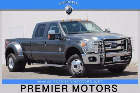 2016 Ford F-350 Super Duty for sale at Premier Motors in Hayward CA