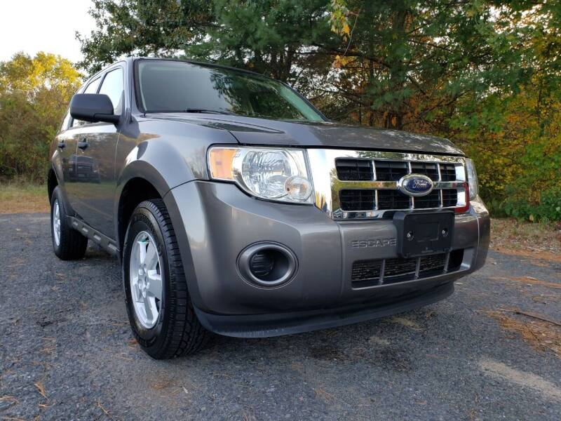 2009 Ford Escape for sale at Jacob's Auto Sales Inc in West Bridgewater MA
