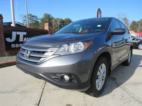 2013 Honda CR-V for sale at J T Auto Group in Sanford NC