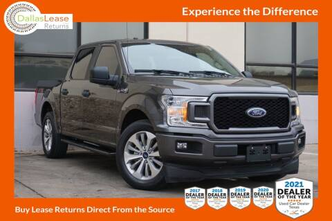 2018 Ford F-150 for sale at Dallas Auto Finance in Dallas TX