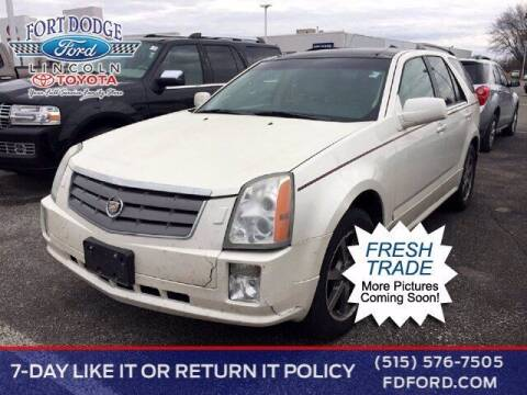 2004 Cadillac SRX for sale at Fort Dodge Ford Lincoln Toyota in Fort Dodge IA