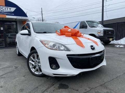 2012 Mazda MAZDA3 for sale at OTOCITY in Totowa NJ