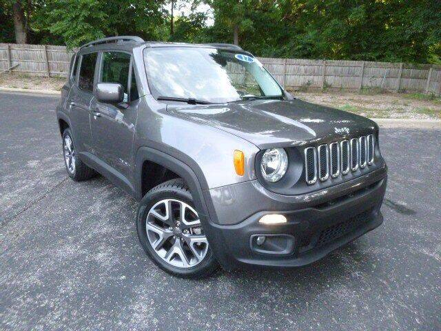 2017 Jeep Renegade for sale at WDAS in Lennox CA