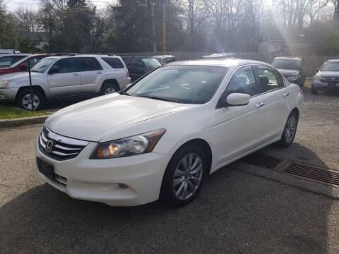 2011 Honda Accord for sale at AMA Auto Sales LLC in Ringwood NJ