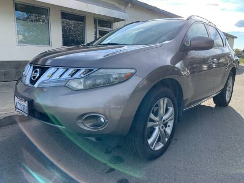 2009 Nissan Murano for sale at 707 Motors in Fairfield CA