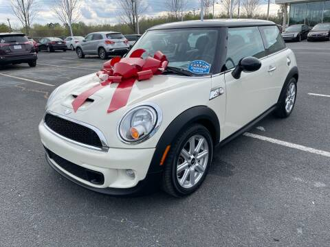 2011 MINI Cooper for sale at Charlotte Auto Group, Inc in Monroe NC