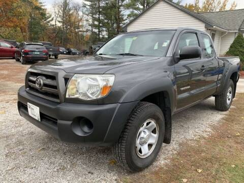 2009 Toyota Tacoma for sale at Williston Economy Motors in Williston VT