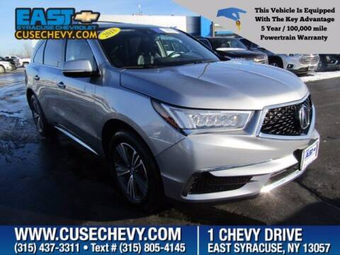 2018 Acura MDX for sale at East Syracuse Performance Sales & Service in Syracuse NY