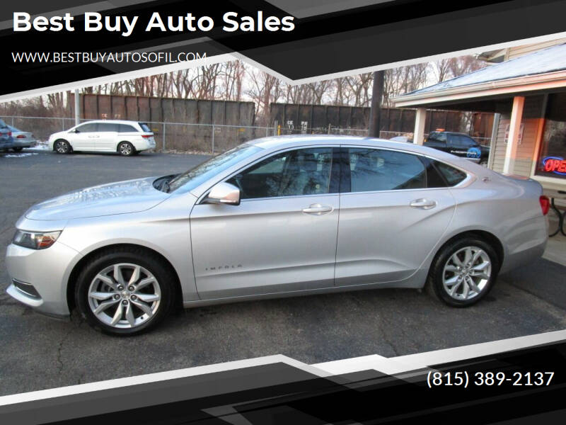 2016 Chevrolet Impala for sale at Best Buy Auto Sales of Northern IL in South Beloit IL