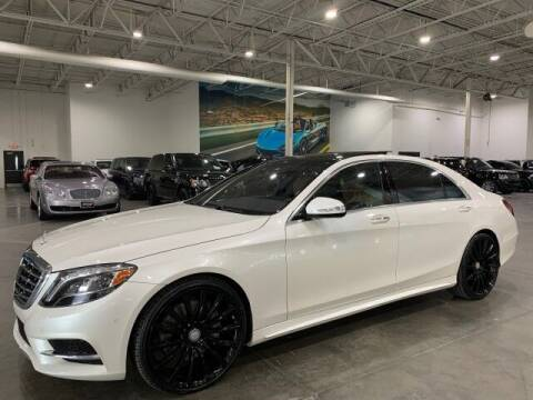 2015 Mercedes-Benz S-Class for sale at Godspeed Motors in Charlotte NC