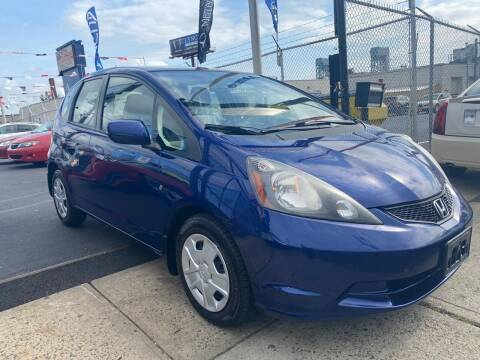 2012 Honda Fit for sale at GW MOTORS in Newark NJ