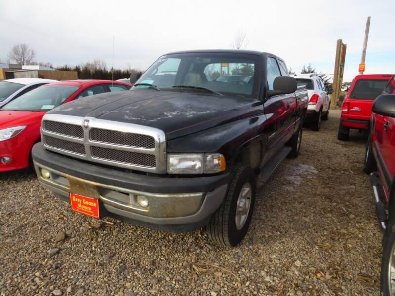 2001 Dodge Ram Pickup 1500 for sale at Grey Goose Motors in Pierre SD