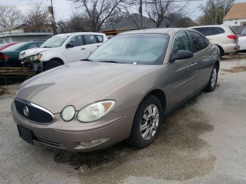 2006 Buick LaCrosse for sale at Nile Auto in Fort Worth TX