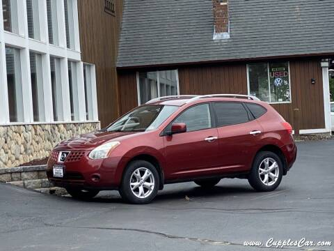 2010 Nissan Rogue for sale at Cupples Car Company in Belmont NH