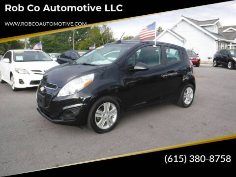 2015 Chevrolet Spark for sale at Rob Co Automotive LLC in Springfield TN