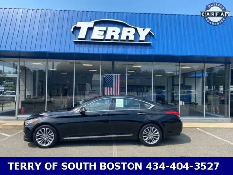 2017 Genesis G80 for sale at Terry of South Boston in South Boston VA