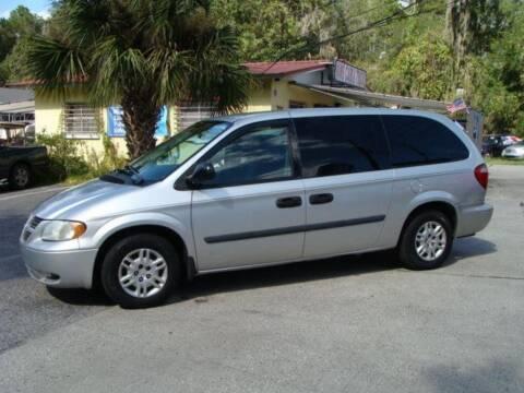 2005 Dodge Grand Caravan for sale at VANS CARS AND TRUCKS in Brooksville FL