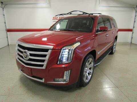 2015 Cadillac Escalade ESV for sale at Superior Auto Sales in New Windsor NY