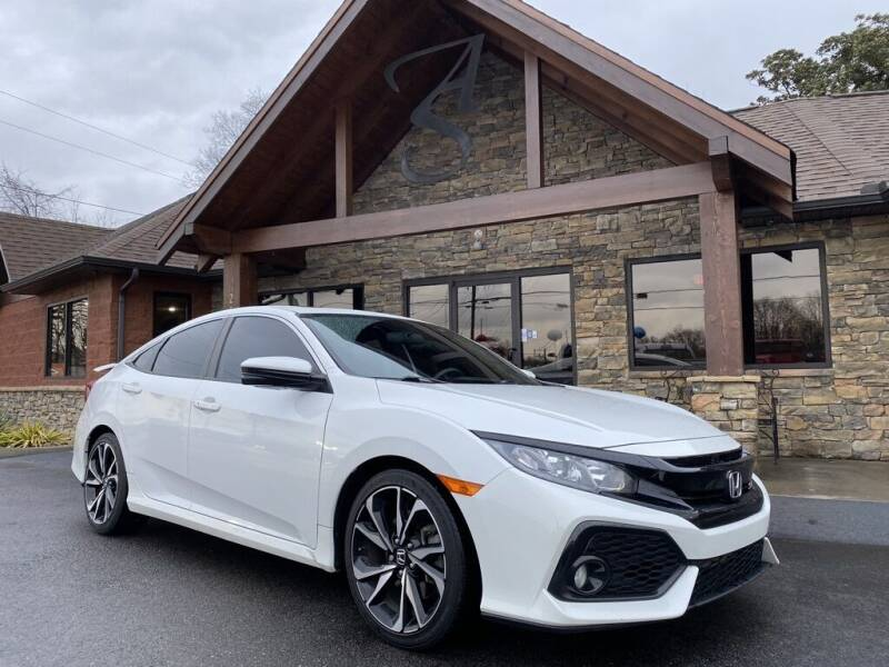 2018 Honda Civic for sale at Auto Solutions in Maryville TN