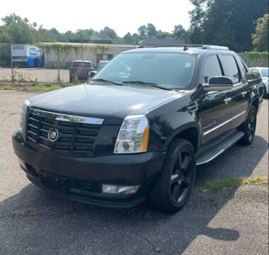 2012 Cadillac Escalade EXT for sale at Caulfields Family Auto Sales in Bath PA