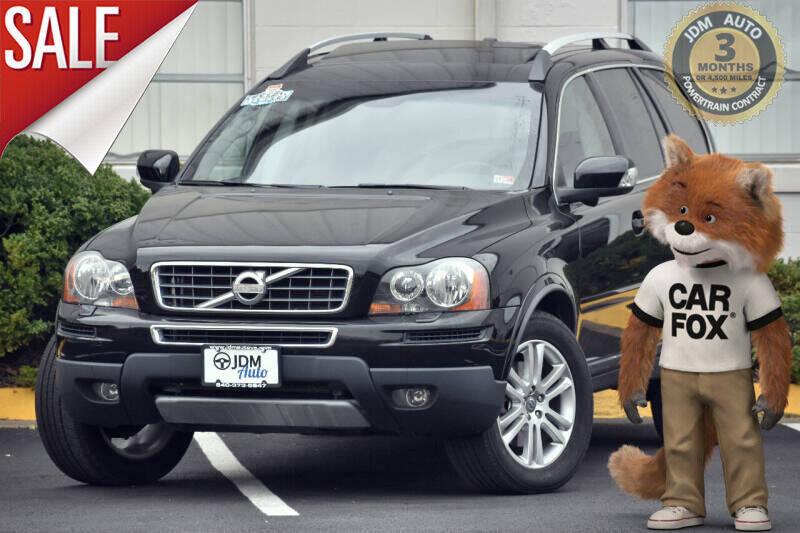 2011 Volvo XC90 for sale at JDM Auto in Fredericksburg VA