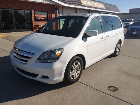 2007 Honda Odyssey for sale at Eden's Auto Sales in Valley Center KS