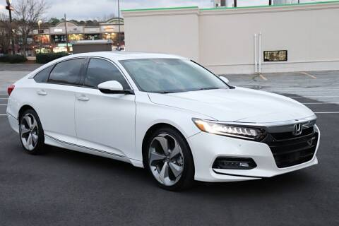 2018 Honda Accord for sale at Auto Guia in Chamblee GA
