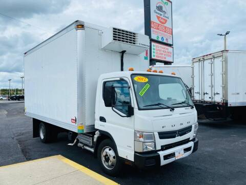 2012 Mitsubishi Fuso FEC72S for sale at Orange Truck Sales in Orlando FL