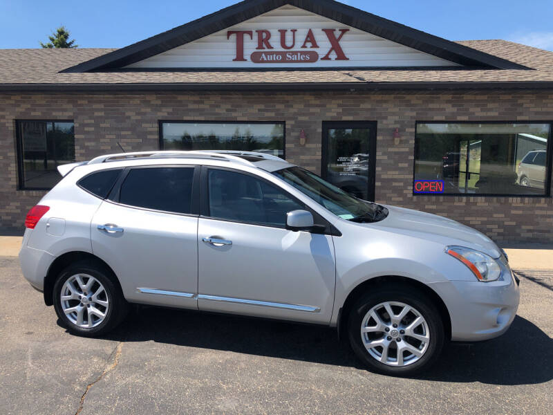 2013 Nissan Rogue for sale at Truax Auto Sales Inc. in Deer Creek MN