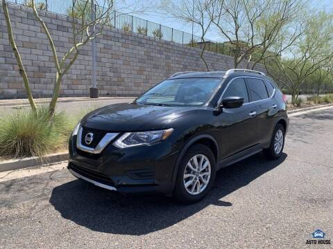 2017 Nissan Rogue for sale at AUTO HOUSE TEMPE in Tempe AZ