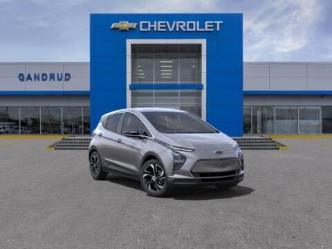 2022 Chevrolet Bolt EV for sale at Gandrud Dodge in Green Bay WI