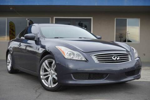 2008 Infiniti G37 for sale at AUTO NATIX in Tulare CA